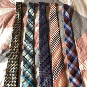 Various ties price is for all of them